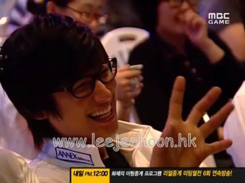 Super Star Game Show MBC 戰隊vs 韓國藝人友誼賽 13/09/2008 (Jee Hoon's cut) 0913029