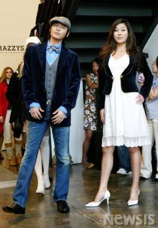 Lee Jee Hoon Fashion Show Catwalk 2006-06-01T192758Z_01_NOOTR_NISIDSP