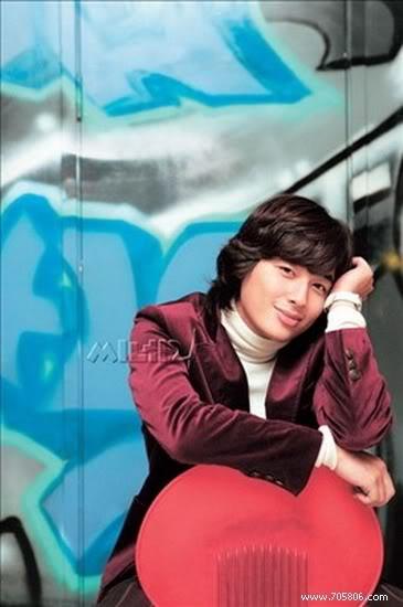 Scrap Book & Pics of Young Jee Hoon 200732916161489331
