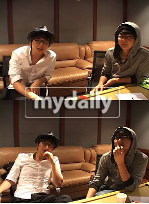 Shin Hye Sung and Lee Jee Hoon - Message for KangTa 2008081313412051494_141221_0