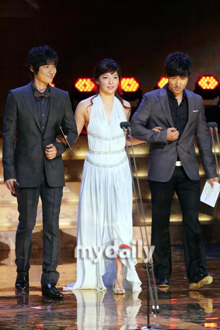 Presenting KBS Drama Awards 14 Oct 2008 - Jee Hoon's cut 200810141911211113_1