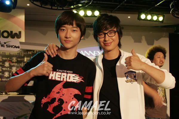 Super Star Game Show MBC 戰隊vs 韓國藝人友誼賽 13/09/2008 (Jee Hoon's cut) 2008_09_07_6