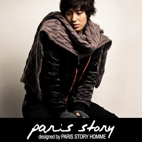 Lee Jee Hoon - Paris Story Hommes Collection I B807_PH85J1_500