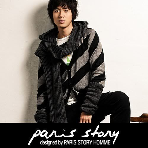 Lee Jee Hoon - Paris Story Hommes Collection I B807_PH85T2_500