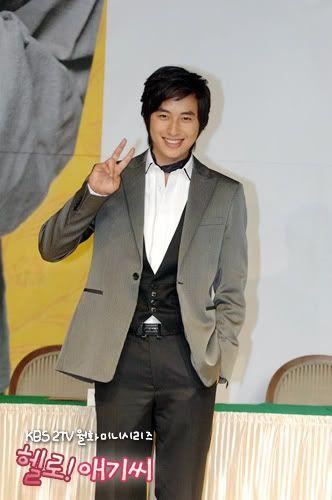 [KBS - 2007] Hello Miss - Lee Jee Hoon as Hwang Dong Gyu 096001088_L