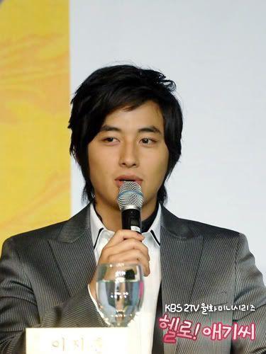 [KBS - 2007] Hello Miss - Lee Jee Hoon as Hwang Dong Gyu 096001109_L