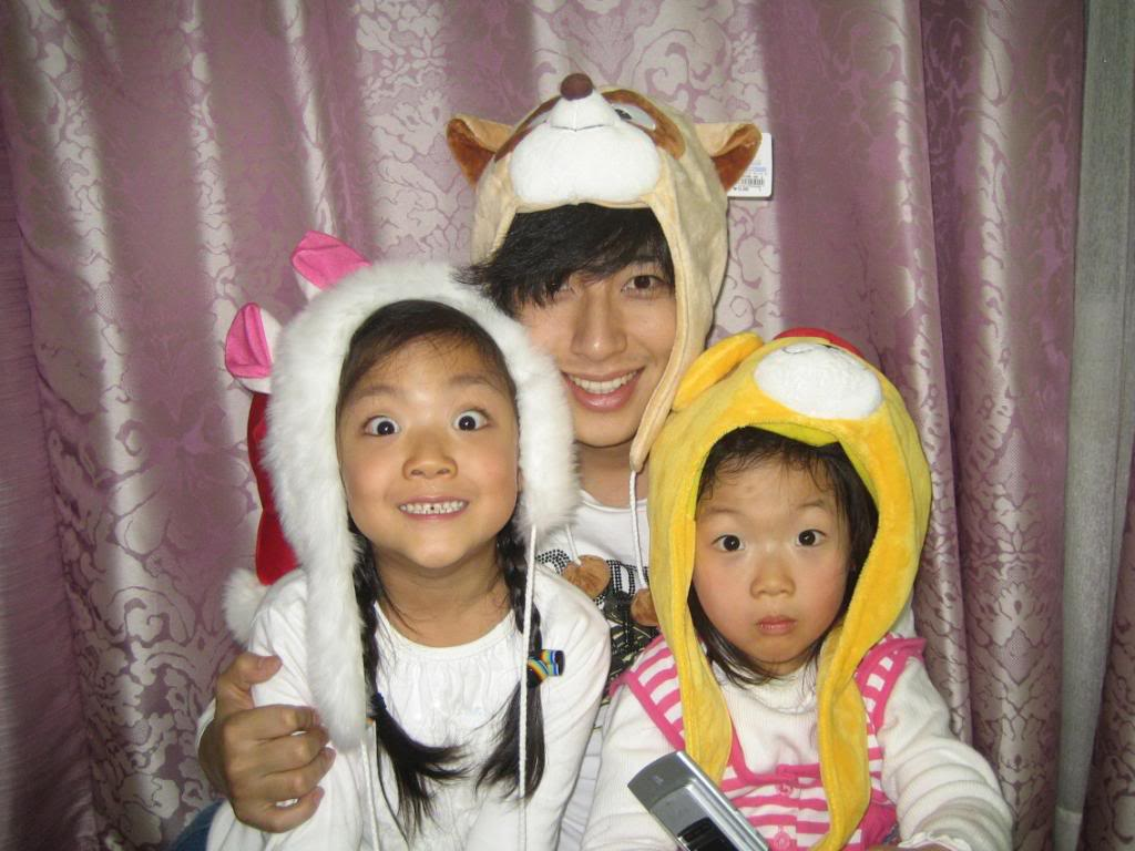 Lee Jee Hoon & Family Photos 2006_12_24