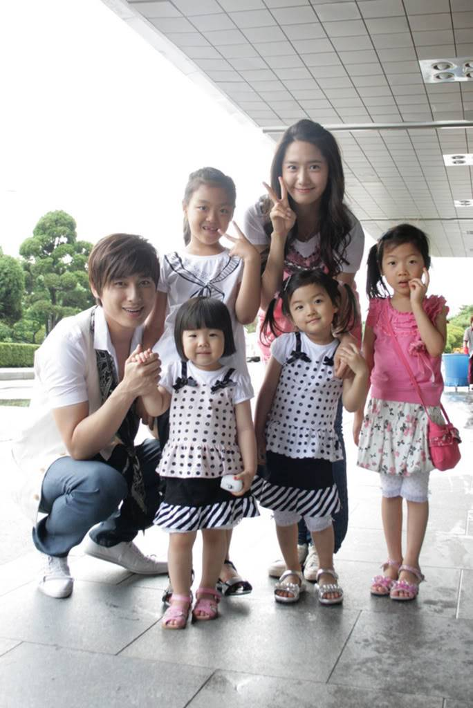 Lee Jee Hoon & Family Photos 2007_06_30-1