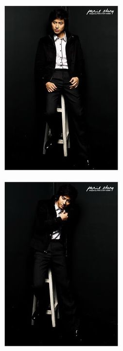 Lee Jee Hoon - Paris Story Hommes Collection I PH85-J-3-1