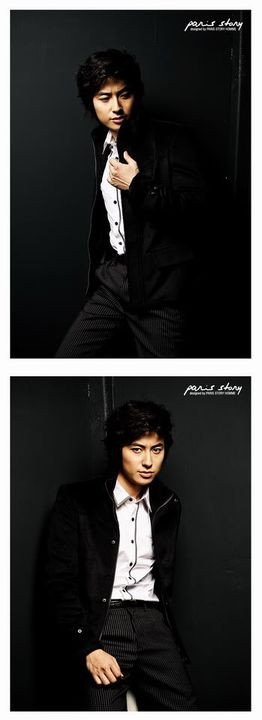 Lee Jee Hoon - Paris Story Hommes Collection I PH85-J-3-2