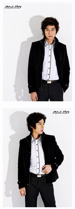 Lee Jee Hoon - Paris Story Hommes Collection I PH85-J-3-3