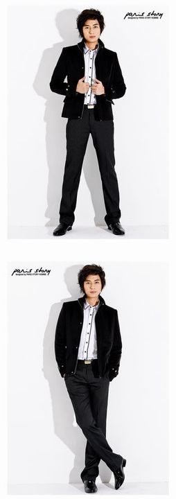 Lee Jee Hoon - Paris Story Hommes Collection I PH85-J-3-4