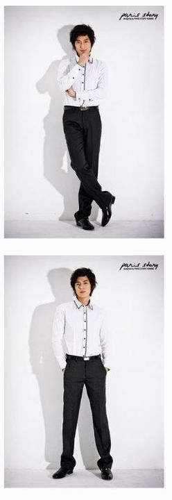 Lee Jee Hoon - Paris Story Hommes Collection I PH85-P-4-01