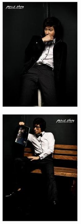 Lee Jee Hoon - Paris Story Hommes Collection I PH85-P-4-2