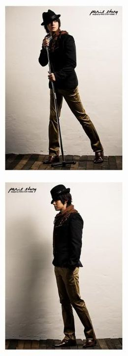 Lee Jee Hoon - Paris Story Hommes Collection I PH85-P-5-1
