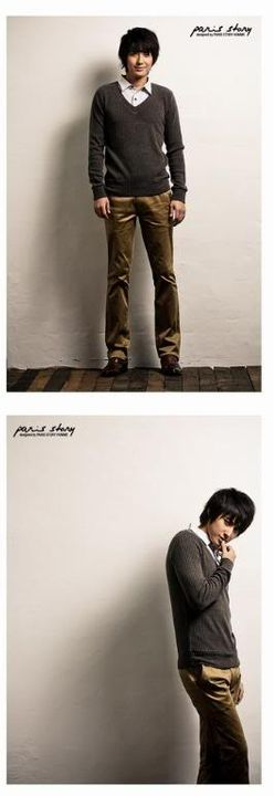 Lee Jee Hoon - Paris Story Hommes Collection I PH85-P-5-2