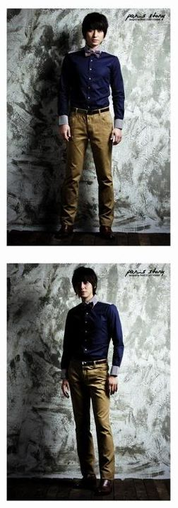 Lee Jee Hoon - Paris Story Hommes Collection I PH85-S-10-1