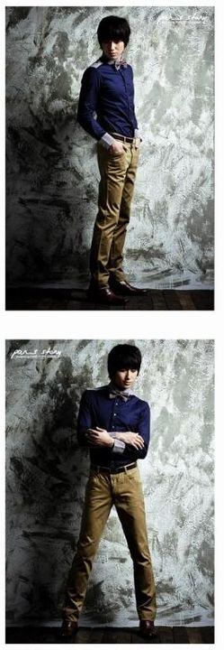 Lee Jee Hoon - Paris Story Hommes Collection I PH85-S-10-4