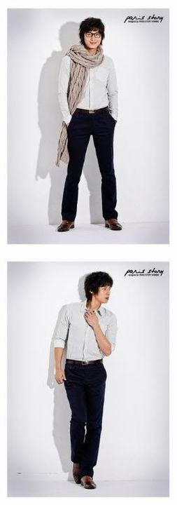 Lee Jee Hoon - Paris Story Hommes Collection I PH85-S-4-1