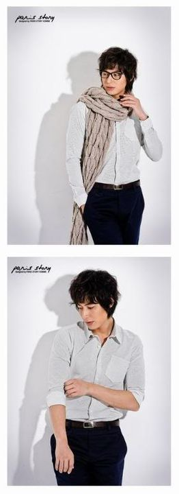 Lee Jee Hoon - Paris Story Hommes Collection I PH85-S-4-2