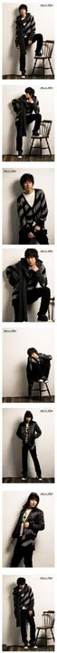 Lee Jee Hoon - Paris Story Hommes Collection I PH85-T-2