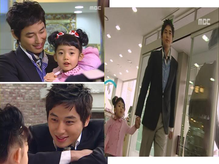 [MBC - 2005] Wonderful Life - Lee Jee Hoon as Min Do Hyun Daddy