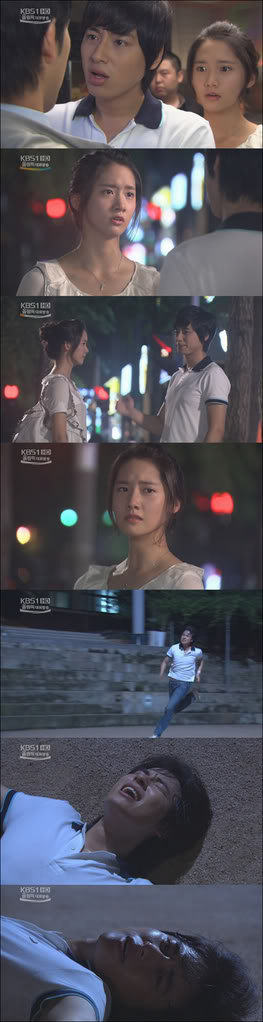 [KBS - 2008] You Are My Destiny - Lee Jee Hoon as Kim Tae Poong 200808122328091001_1