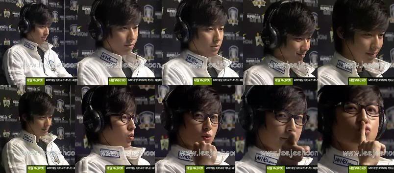 Super Star Game Show MBC 戰隊vs 韓國藝人友誼賽 13/09/2008 (Jee Hoon's cut) Cute65