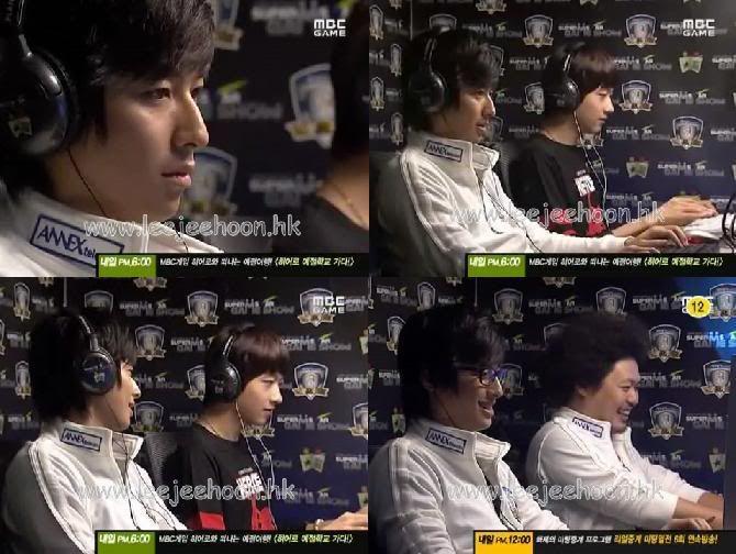 Super Star Game Show MBC 戰隊vs 韓國藝人友誼賽 13/09/2008 (Jee Hoon's cut) Cute66