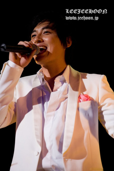 Acoustic Live in Tokyo 28 July 2008 Lee