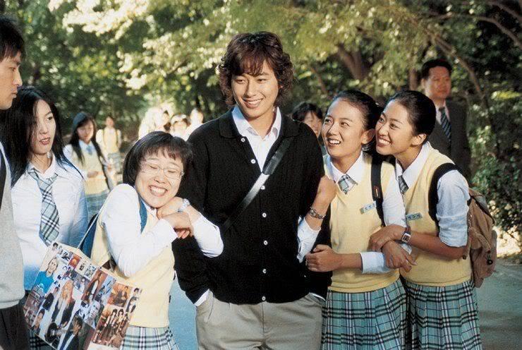 [Movie - 2005] Wet Dreams 2 - Lee Jee Hoon as Kang Bong-Gu Photo2349