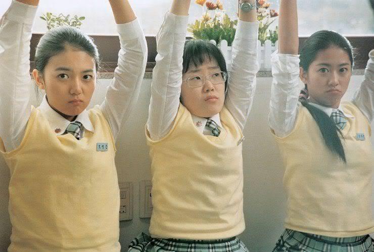 [Movie - 2005] Wet Dreams 2 - Lee Jee Hoon as Kang Bong-Gu Photo2350