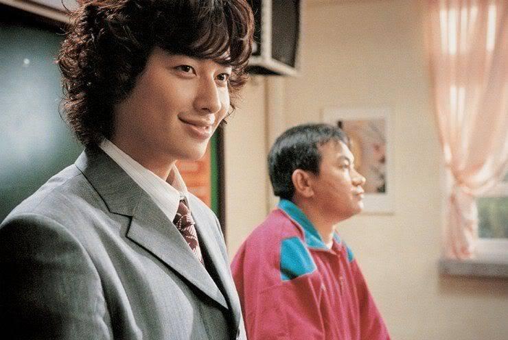 [Movie - 2005] Wet Dreams 2 - Lee Jee Hoon as Kang Bong-Gu Photo2356
