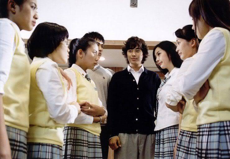 [Movie - 2005] Wet Dreams 2 - Lee Jee Hoon as Kang Bong-Gu Photo2359