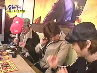 Group S - Kangta's Room & Dating Game, Board Game/Gym & Kangta's Studio Snapshot200604011743267va