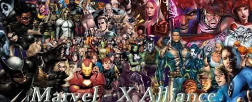 Marvel- X Alliance 345678