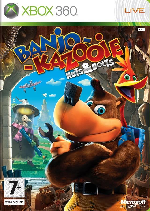 Transformación de Banjo y Kazooie FotoBanjo-KazooieBachesyCachivaches
