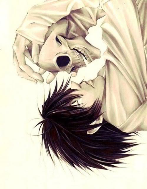 L - Death Note L_DeathNote