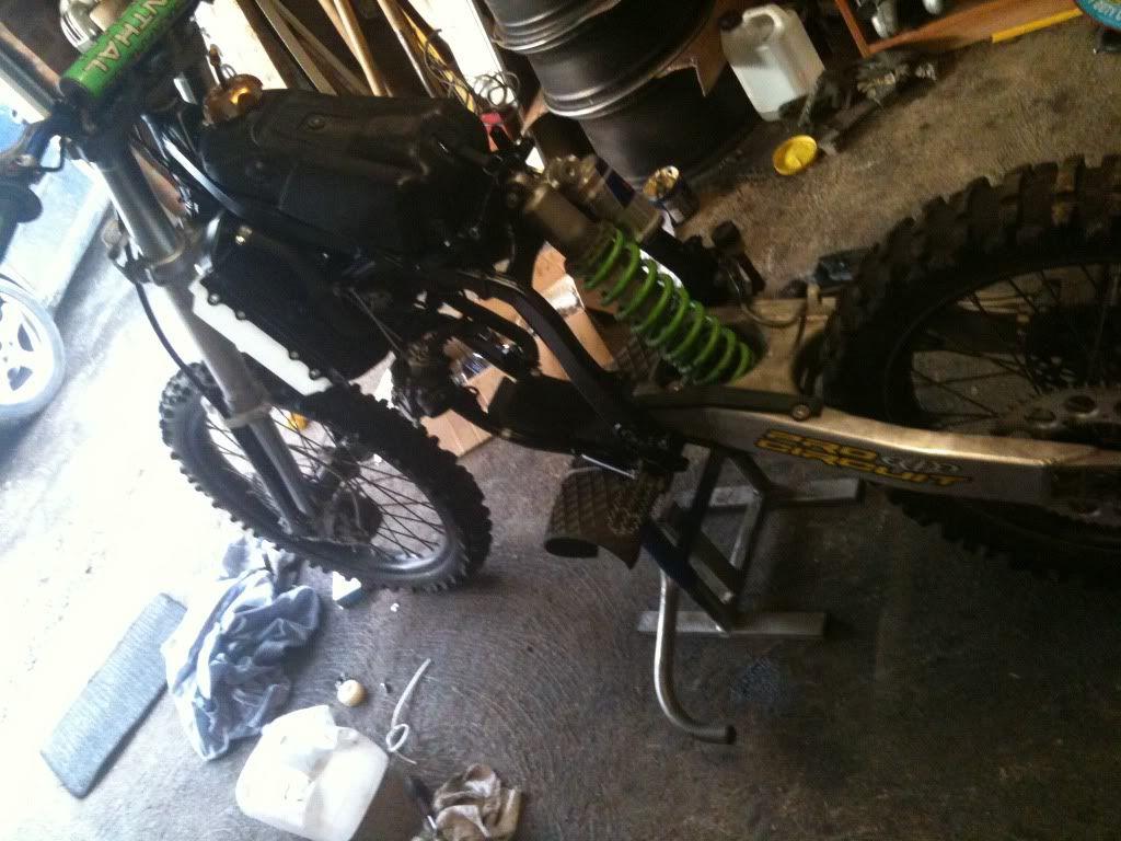 Kawasaki Kx125 IMG_0095