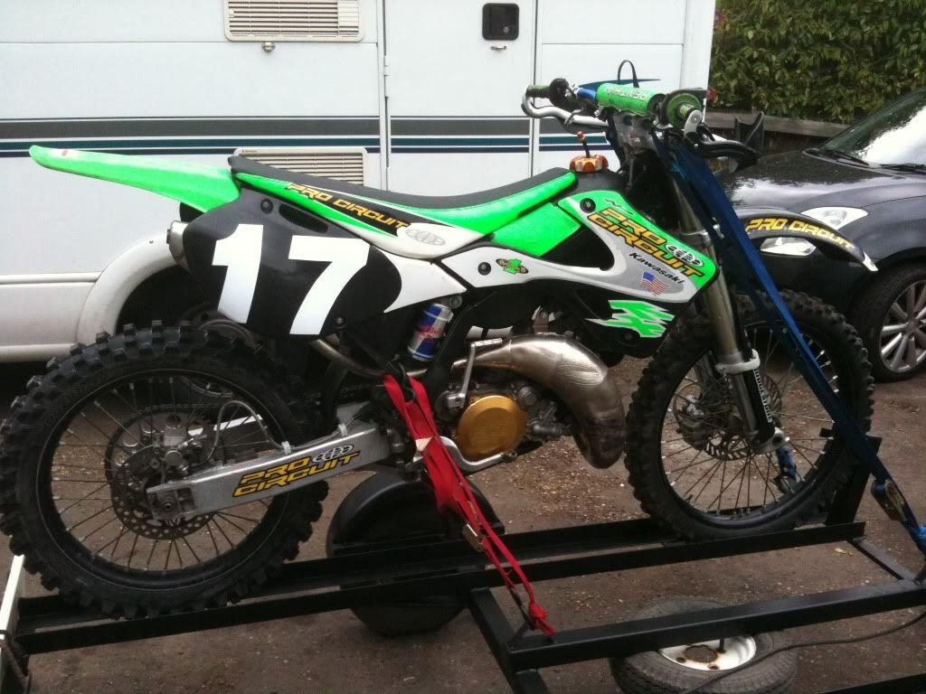 Kawasaki Kx125 IMG_0107