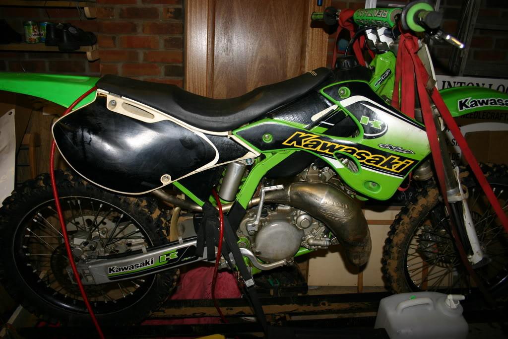 Kawasaki Kx125 IMG_0736
