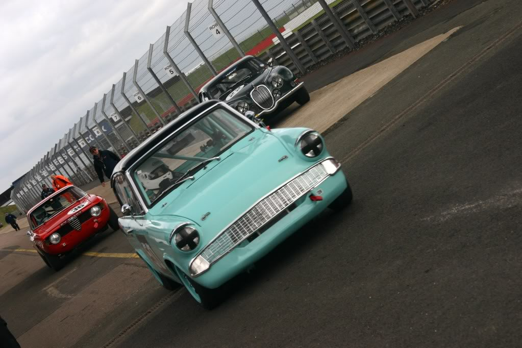 FAO Max and a few from Silverstone today. IMG_2463
