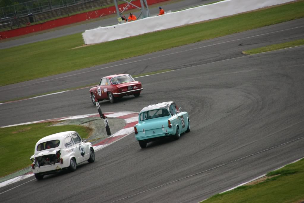 FAO Max and a few from Silverstone today. IMG_2475