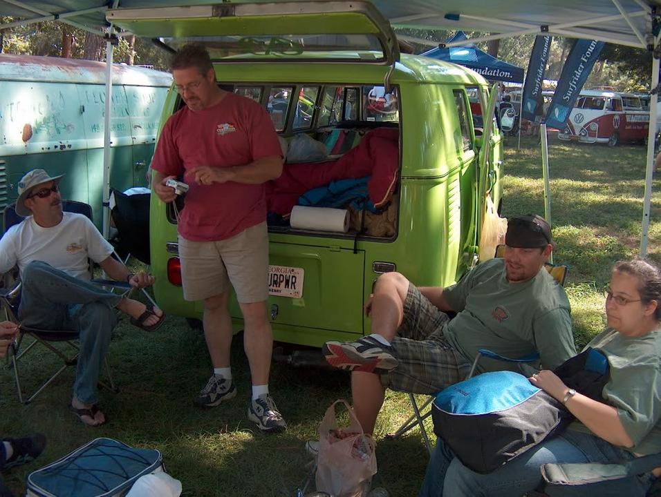 2009 Bug Jam / Bulli / Kips Party - Page 7 Bullitrip09037