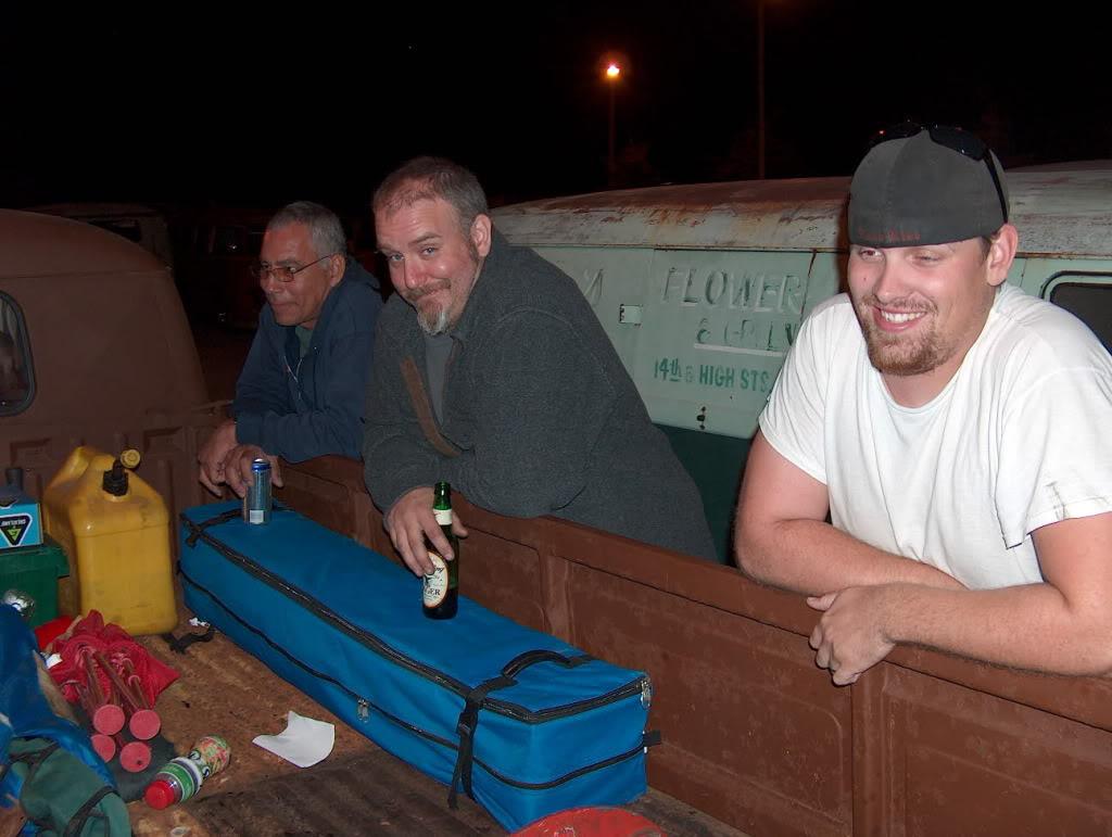 2009 Bug Jam / Bulli / Kips Party - Page 7 Bullitrip09042
