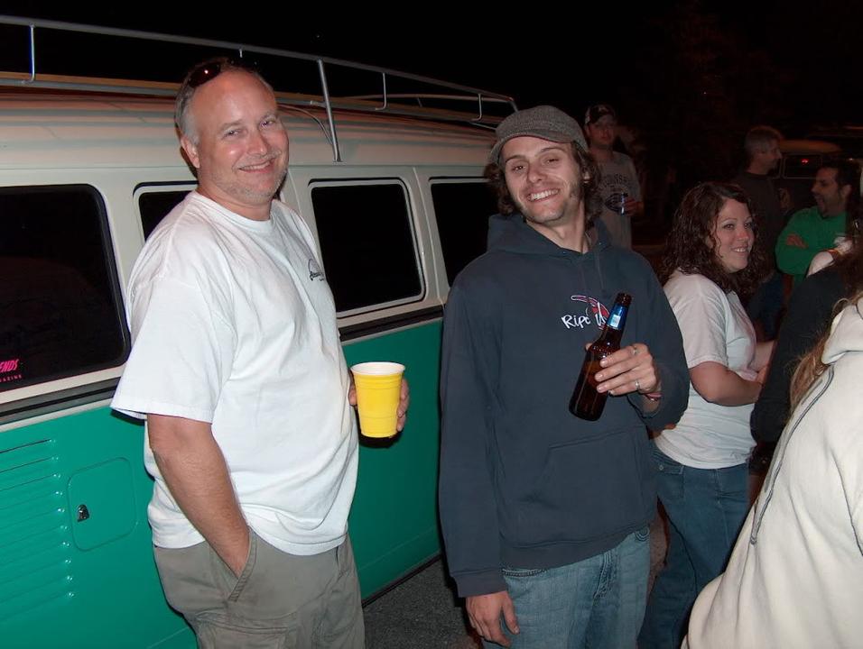 2009 Bug Jam / Bulli / Kips Party - Page 7 Bullitrip09045