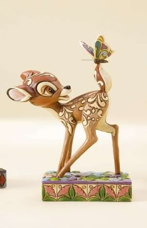 Disney Traditions by Jim Shore - Enesco (depuis 2006) Bambitradition