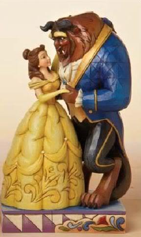 Disney Traditions by Jim Shore - Enesco (depuis 2006) Belleetbtetradition