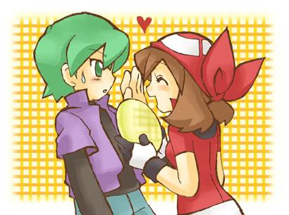Imagens de Pokémon Frg