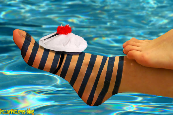 le pied marin